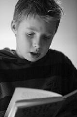 eenvoudig schrijven - hardop voorlezen (c) Marc Samson